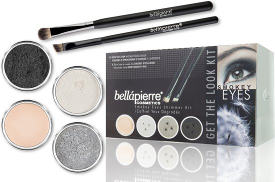 Bellápierre - Get The Look - Smokey Eyes Kit