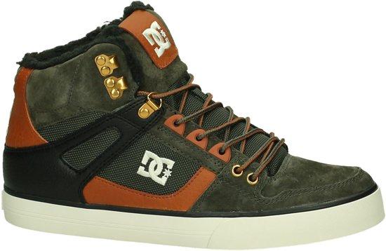 cf0125a405 DC Shoes - Spartan High Wc - Skate hoog - Heren - Maat 41 - Groen