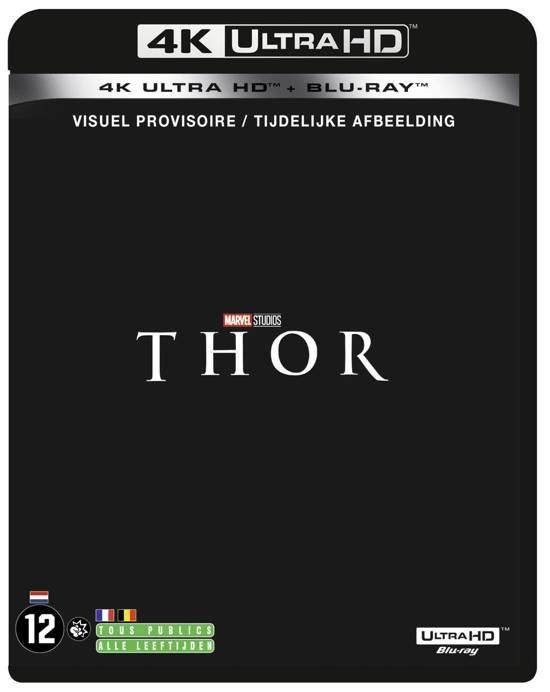 Afbeelding van Thor (Import) (4K Ultra HD Blu-ray)