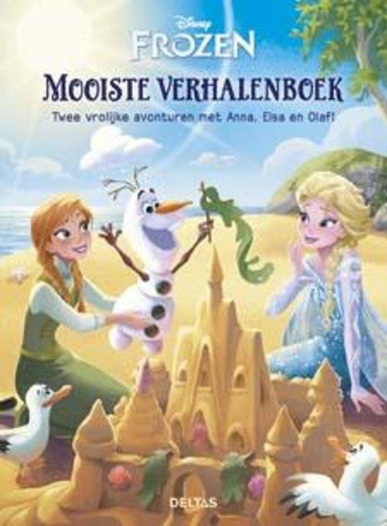 Disney Frozen - Mooiste verhalenboek 2