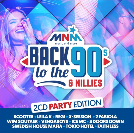 Mnm - Back To 90S & Nillies 2018
