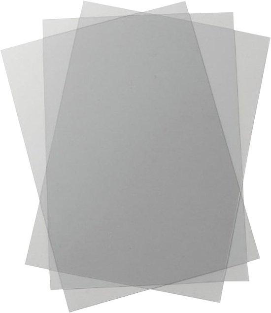 GBC omslagen HiClear formaat A4 200 micron pak van 100 stuks