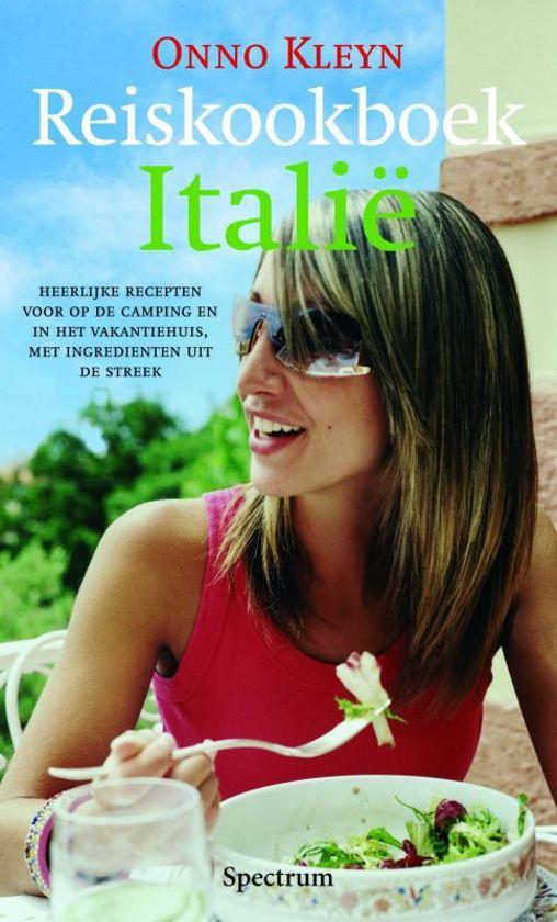 Boek cover Reiskookboek Italie van Onno H. Kleyn (Hardcover)