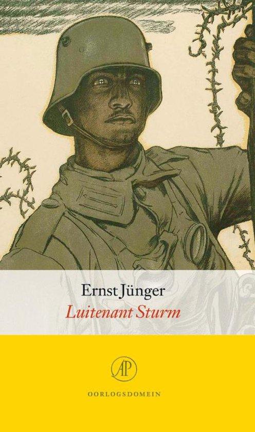Ernst-Junger-Luitenant-Sturm