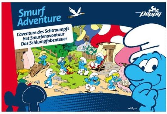 Bol Com Bordspel Van De Smurfen Het Smurfenavontuur Puppy