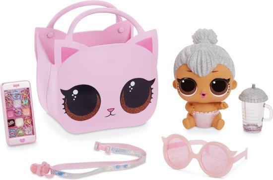 Afbeelding van L.O.L. Surprise Ooh La La Baby Surprise- Lil Queen Kitty speelgoed