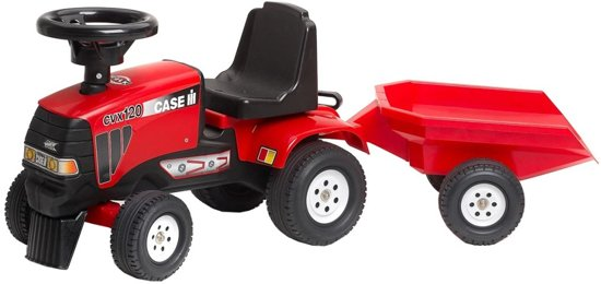 Falk Tractor Case CVX 120
