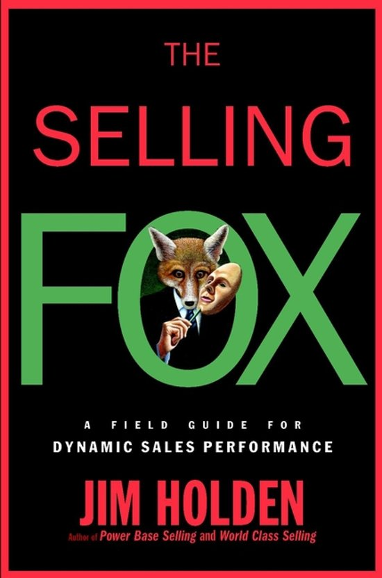 the selling fox holden jim