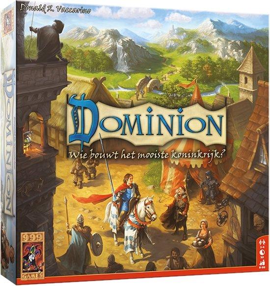 Afbeelding van het spel Dominion Basisspel