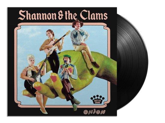 Afbeeldingsresultaat voor Shannon & The Clams-Onion