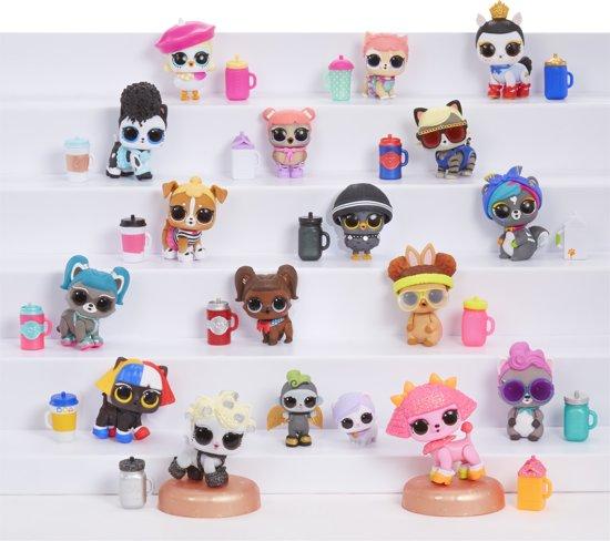 L.O.L. Surprise Fuzzy Pets Bal Makeover Series 1A