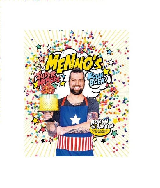 Menno's superheroes kookboek