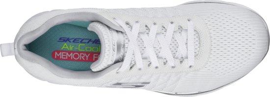 Appeal Sneakers Flex Appeal Sneakers Sneakers Skechers Witte Witte Witte Skechers Flex Skechers Flex AqR4LcjS35