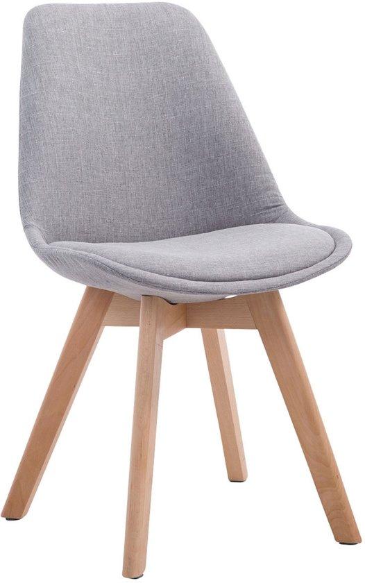 Een aanrader clp retro design eettafel stoel borneo v2 for Kuipstoel stof