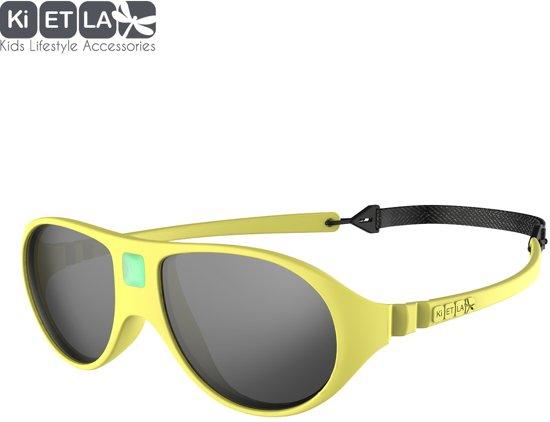 4c33d93f42dcaf Ki Et La - UV-zonnebril voor peuters - Jokala - Geel