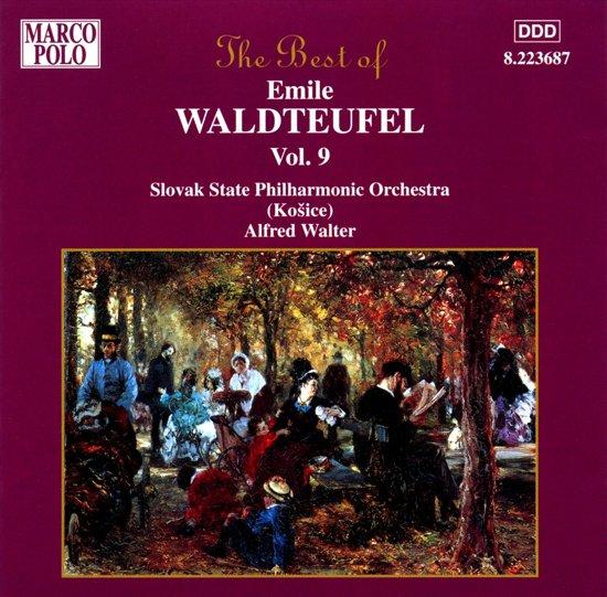 The Best of Emile Waldteufel, Vol. 9