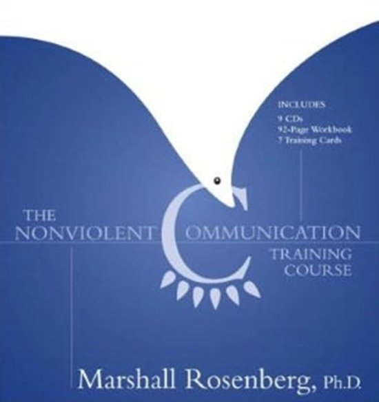 Boek cover Non-Violent Communication Training Course van Marshall B. Rosenberg (Onbekend)