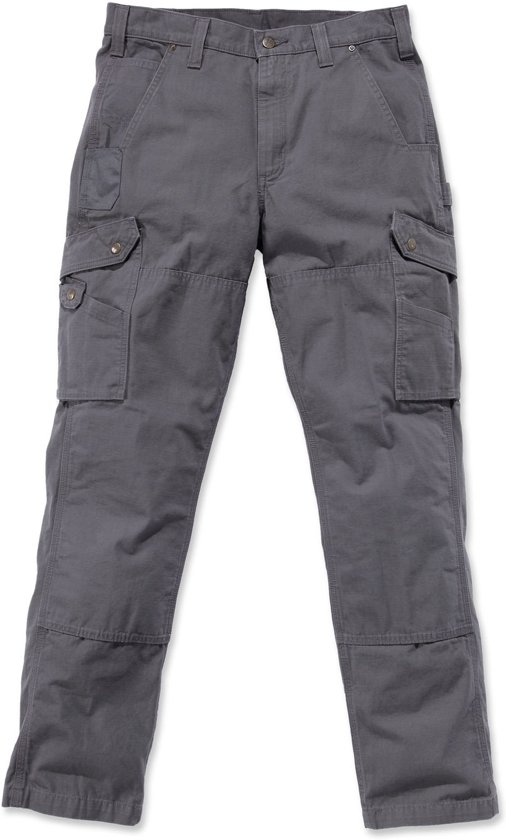 Carhartt Cotton Ripstop Work Pants-BLK-36-34