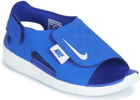 0528161205eb Kinder Sneakers Nieuwe Collectie Blauw Mesh Textiel Overmorgen In ...