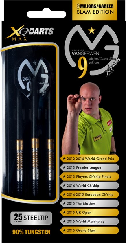 Michael van Gerwen 'Career Slam' 23 GR - 90% Tungsten