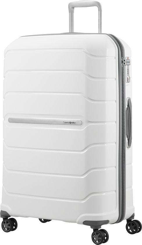 Samsonite Flux Spinner Spinner Reiskoffer (Large) - 108 liter - White