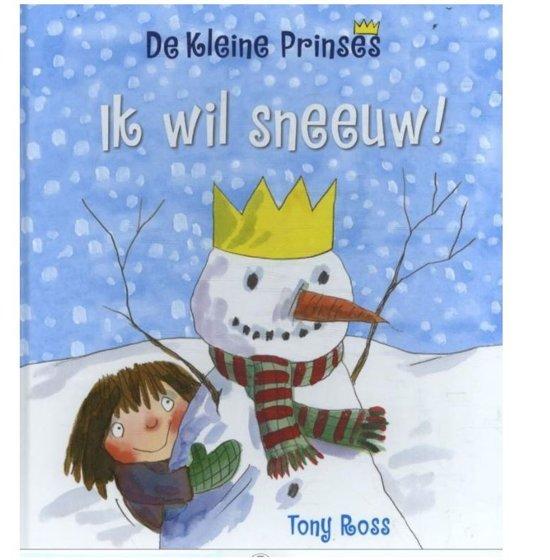 De Kleine Prinses - Ik wil sneeuw!