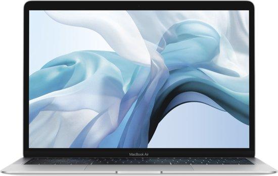 """Apple MacBook Air 13,3"""" (2018) MREC2N/A Zilver"""