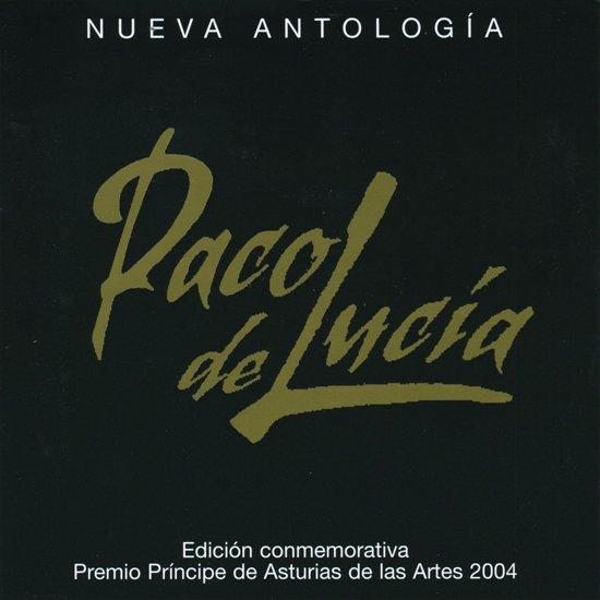 Nueva Antologia: Edicion Conmemorativa Principe de Asturias 2004