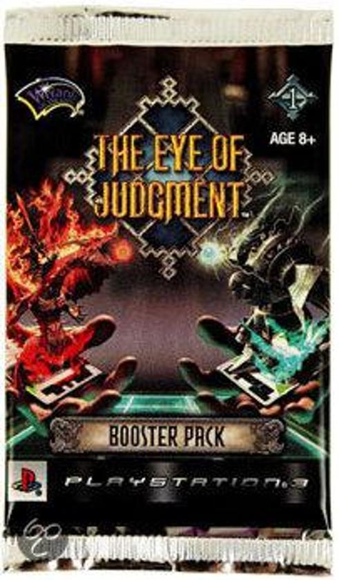 The Eye of Judgement - 2 Booster packs