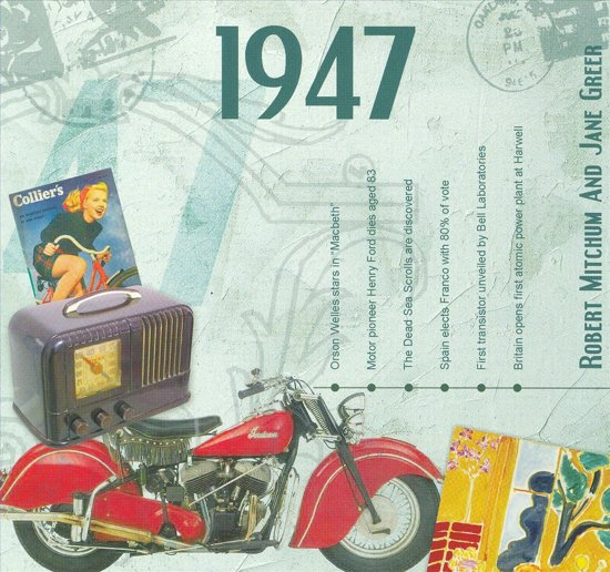 1947: A Time To Remember The Classic Years