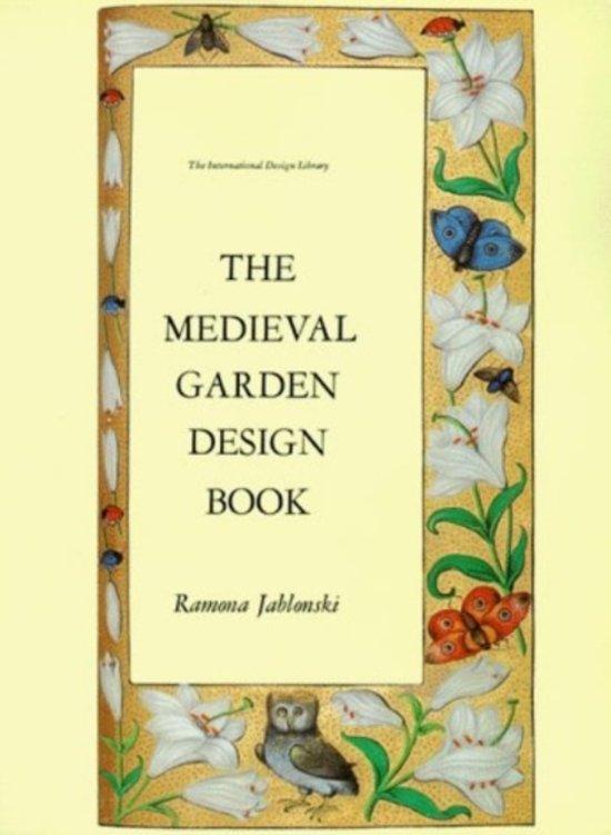 Medieval Garden Design Book
