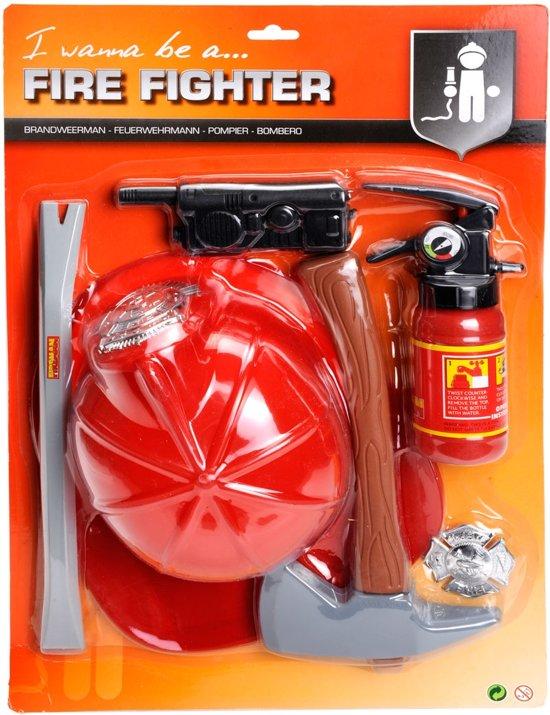 Luxe Brandweerset