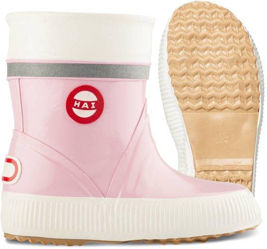 Nokian Footwear - Rubberlaarzen -Hai Kids- (Kids) roze, maat 31