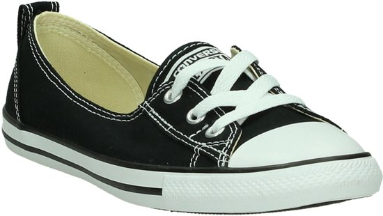 converse ct all star ballet zwarte slip-on sneaker