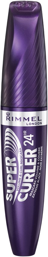 Rimmel London Supercurler Mascara - 003 Extreme Black