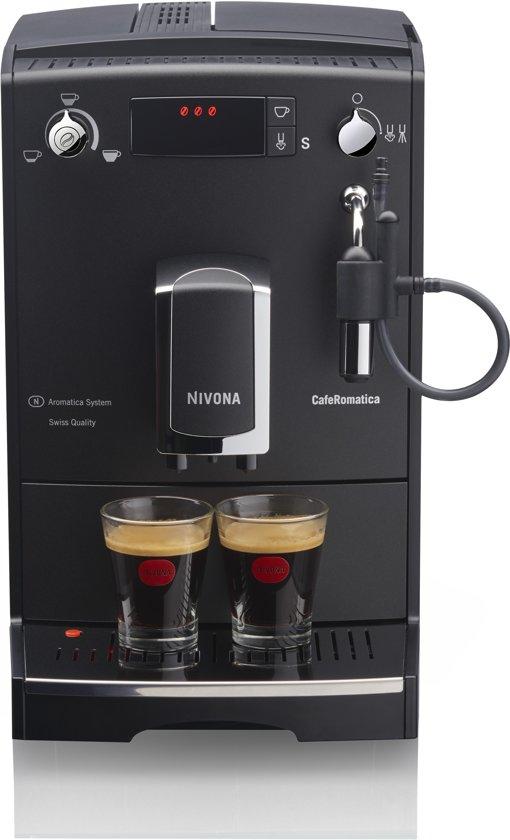 Nivona NICR520 Espresso Volautomatische Espressomachine