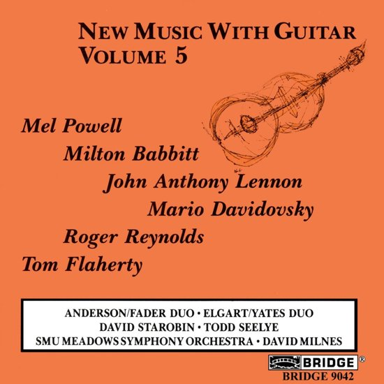 New Music With Guitar, Vol. 5