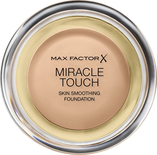Max Factor Miracle Touch Liquid Illusion Foundation - 45 Warm Almond