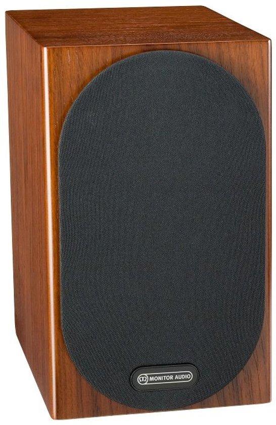 Monitor Audio Silver 50 - Boekenplank Speaker - Walnoot