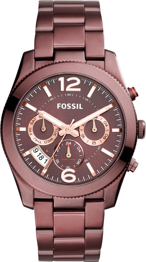 Fossil Perfect Boyfriend ES4110 Horloge