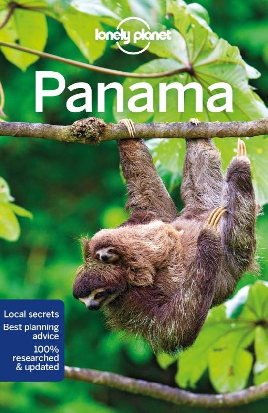 Lonely Planet Reisgids Panama