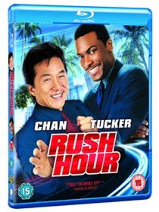 Cover van de film 'Rush Hour'