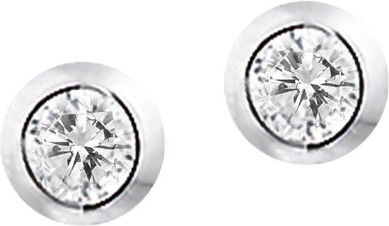 Selected Jewels Zirkonia Oorbellen 1301003