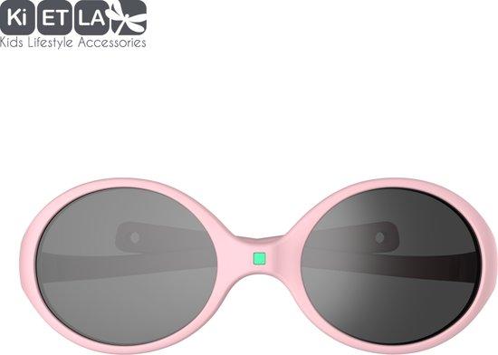 e7e08bfb13e8af Ki Et La - UV-zonnebril voor baby s - Diabola - Licht roze