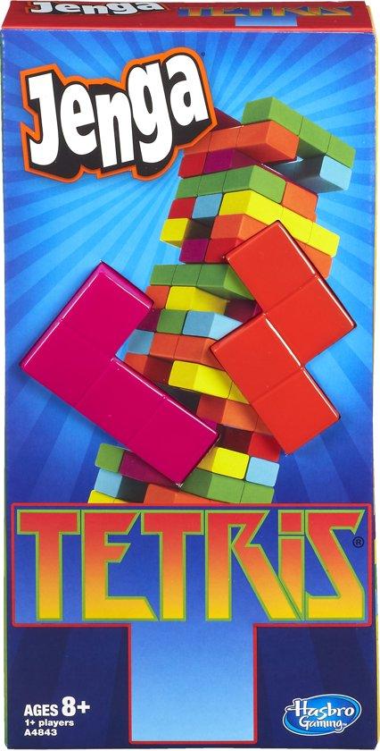Afbeelding van het spel Jenga Tetris - Gezelschapsspel