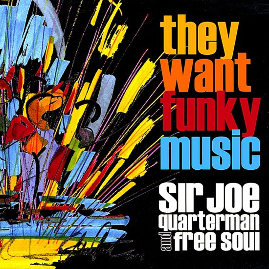 They Want Funky Music