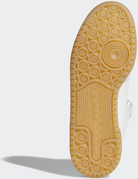 adidas Forum Low Sneakers Dames Ftwr WhiteVapour GreenGum3 Maat 38 23