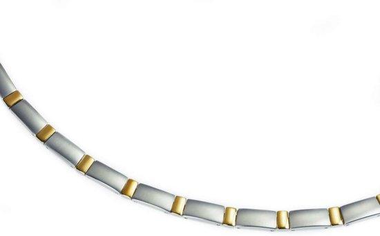 Boccia Titanium Ketting - Lengte 45 cm - 084502