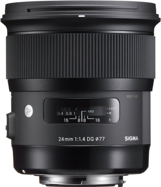 Sigma 24mm f/1.4 DG HSM Art Nikon