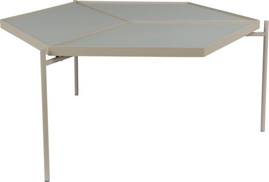 Zuiver Marble Tafel : Bol zuiver tafel montell l bijzettafel taupe